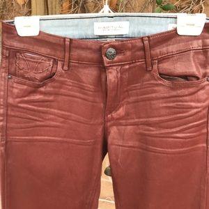 Habitual Alice skinny jeans size 27 in Chianti NWT